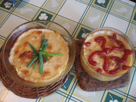 Przepis: Tortellini pod serową pierzyną