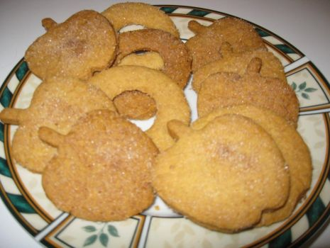 Przepis: Kruche ciasteczka z cynamonem