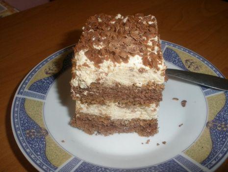 Przepis: Ciasto z chałwą