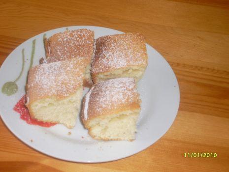 Przepis: Ciasto na maślance