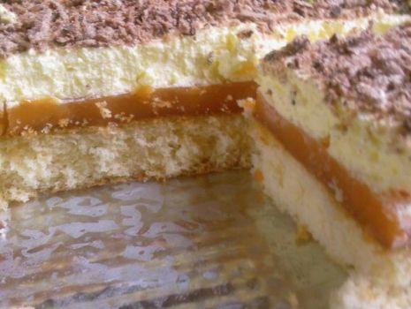 "Przepis: ciasto ""Kubuś"""