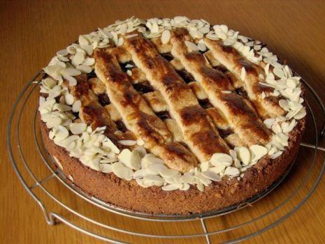 Przepis: Linzer Torte