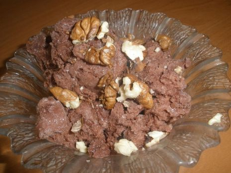 Przepis: Lody czekoladowe