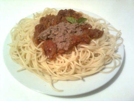 Przepis: spagetti z tuńczykiem