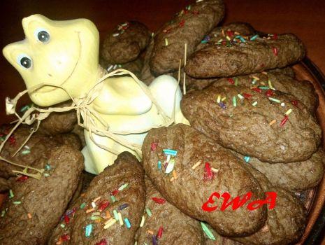 Przepis: Kakaowe ciasteczka