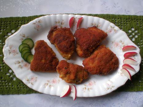 Przepis: Mięsne pierożki z grzybami