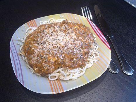 Przepis: Spaghetti