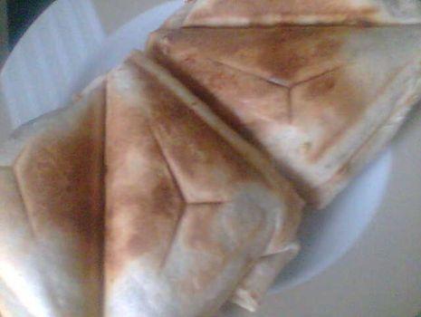 Przepis: Sandwicze z tortilli