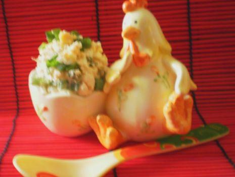 """Przepis: Pasta jajeczna ,, zaś potem – 2 """""""