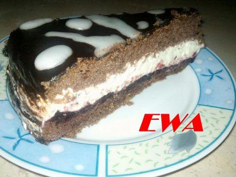 Przepis: Kakaowe ciasto budyniowe