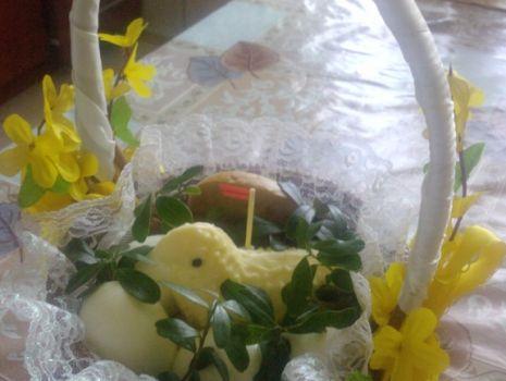 Przepis: Wielkanocny koszyk