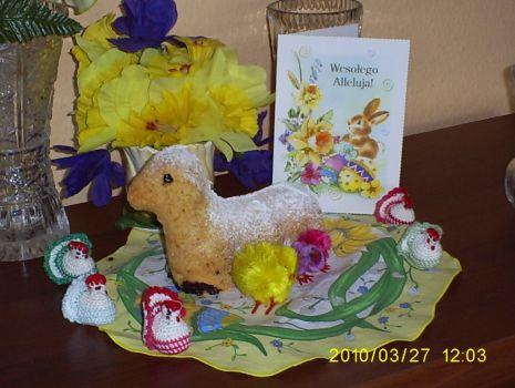 Przepis: Wielkanocny Baranek