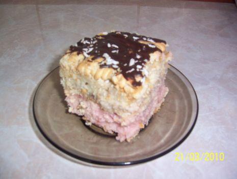 Przepis: Ciasto z kaszą manną