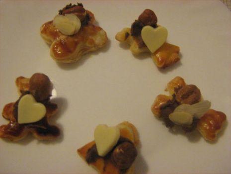 Przepis: Ciasteczka od serca.