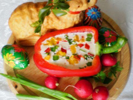 Przepis: Wielkanocne fusion – sos do jajek :