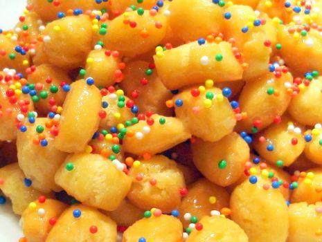 Przepis: Kolorowy deser
