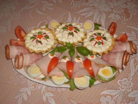 Przepis: Wielkanocne babeczki