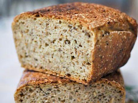 Przepis: Świąteczny chleb na zakwasie