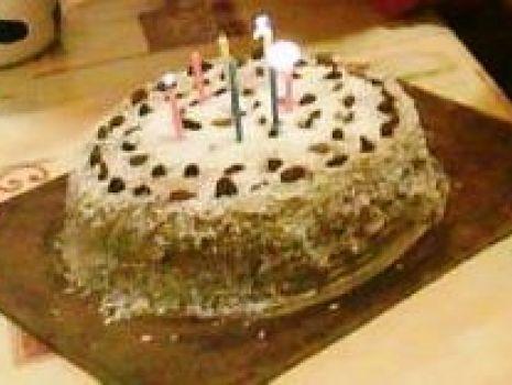 Przepis: Ciasto Kawowo-Kokosowe