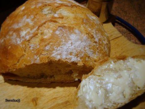 Przepis: Chleb z garnka