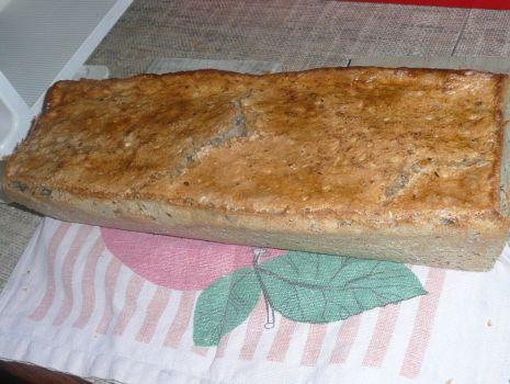 Przepis: Domowy chlebek wielkanocny