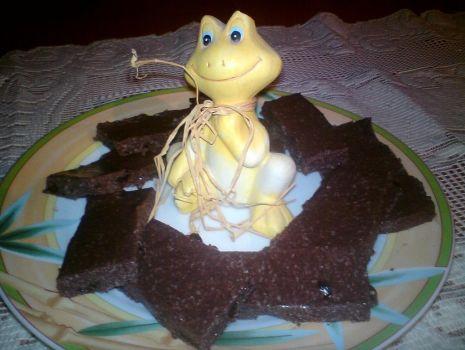 Przepis: Ciągutki czekoladowe