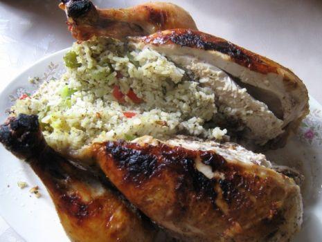 Przepis: Kurczak z ryżem