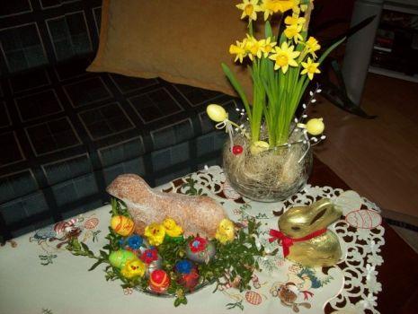 Przepis: Babciny przepis na Baranka Wielkanocnego