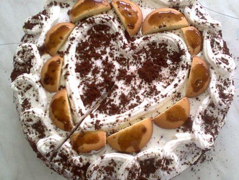 Przepis: Tort Tiramisu