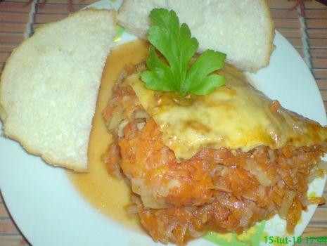 Przepis: Ryba a'la pomidorowa greczynka