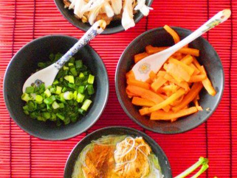 Przepis: Zupka dla Kaa z Macao :