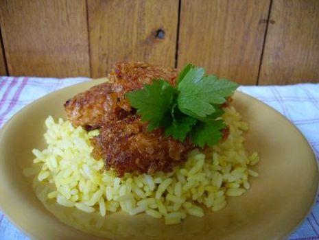 Przepis: Pikantny kurczak w chrupiacej panierce