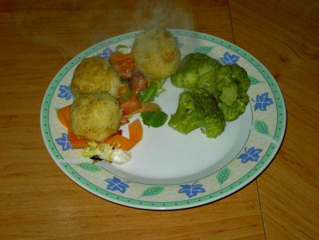 Przepis: Makrela w kulkach Kuchnia