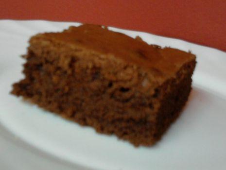 Przepis: BROWNIE- ciasto czekoladowe