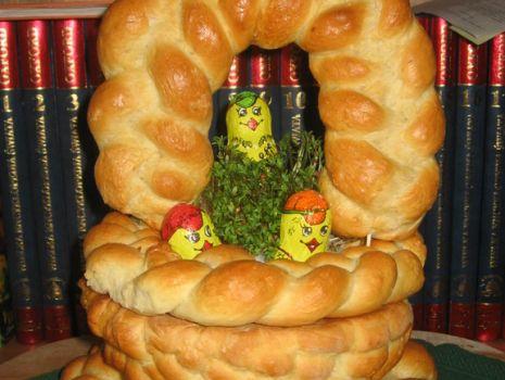 Przepis: Koszyczek  Wielkanocny