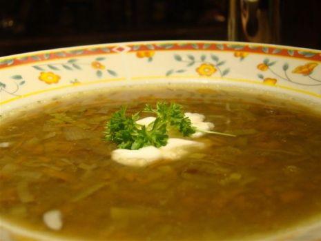 Przepis: Bułgarska zupa z soczewicy