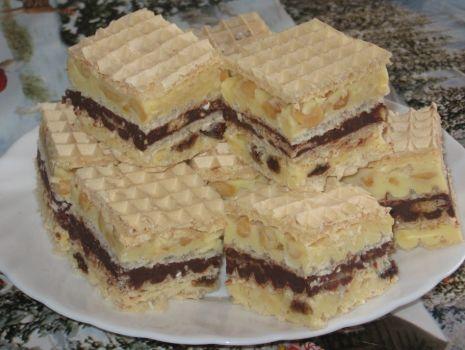 Przepis: Pyszne wafle