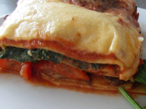 Przepis: Lasagna z warzywami