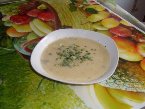 Przepis: Moja zupa pieczarkowa