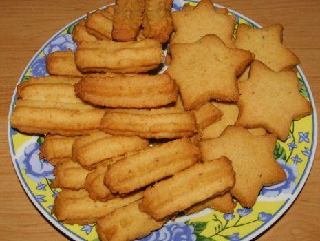 Przepis: Ciasteczka ze skwarkami