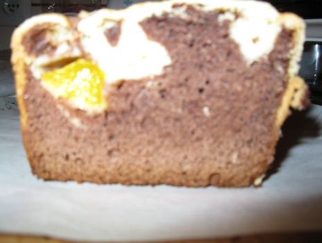 Przepis: Ciasto biszkoptowe z brzoskwiniami