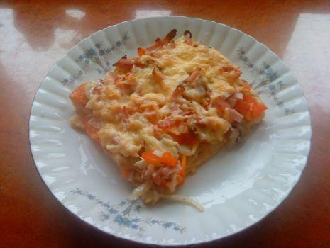 Przepis: Pizza domowa