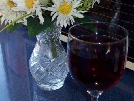 Przepis: Wino z ciarek