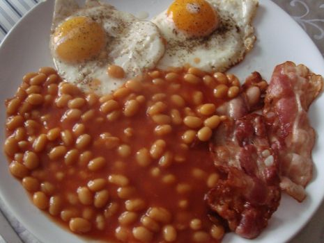 Przepis: ENGLISH BREAKFAST