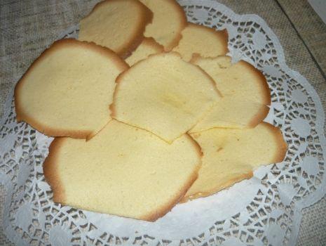 Przepis: błyskawiczne ciasteczka biszkoptowe