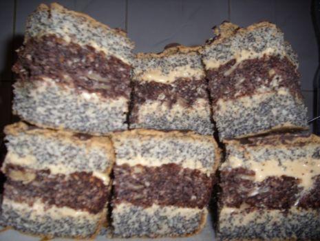 Przepis: Ciasto makowe