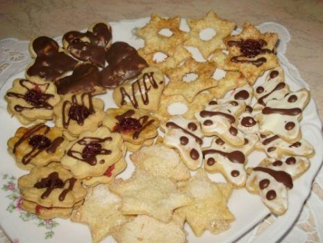 Przepis: Kruche ciasteczka