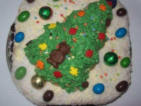Przepis: Tort świąteczny urodzinowy