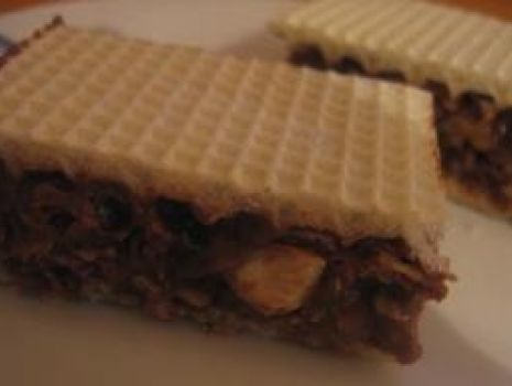 Przepis: Maggies wafel
