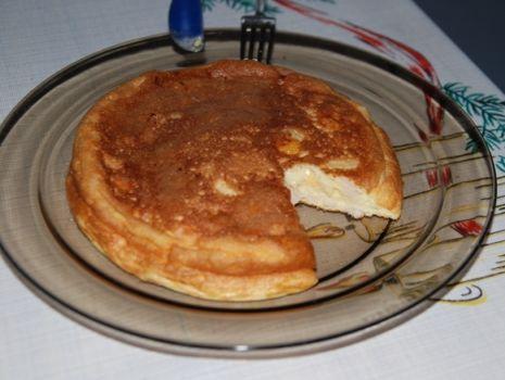Przepis: Puszysty omlet